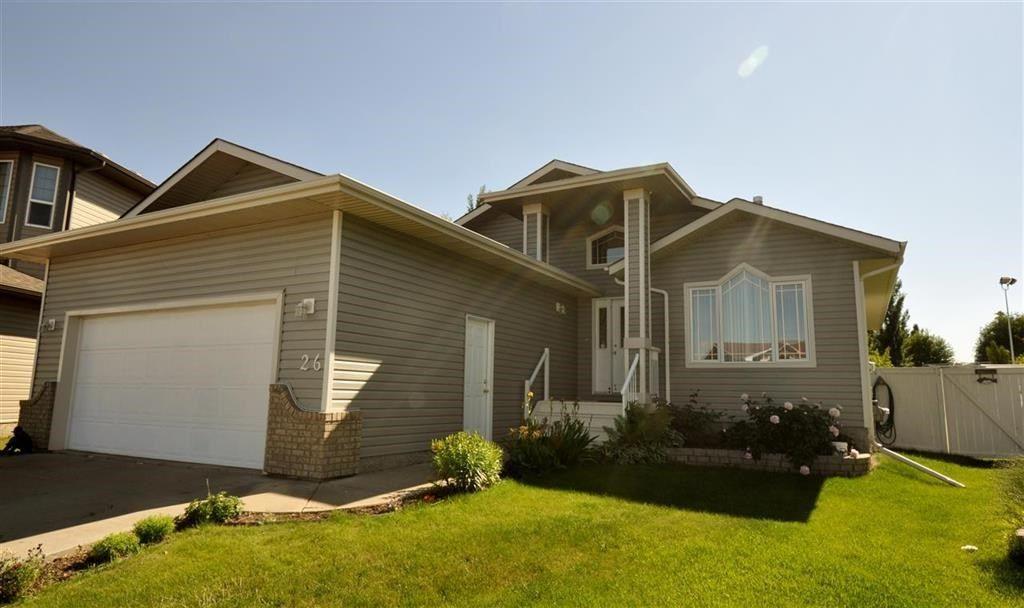 Main Photo: 26 HARMONY Crescent: Stony Plain House for sale : MLS®# E4154695