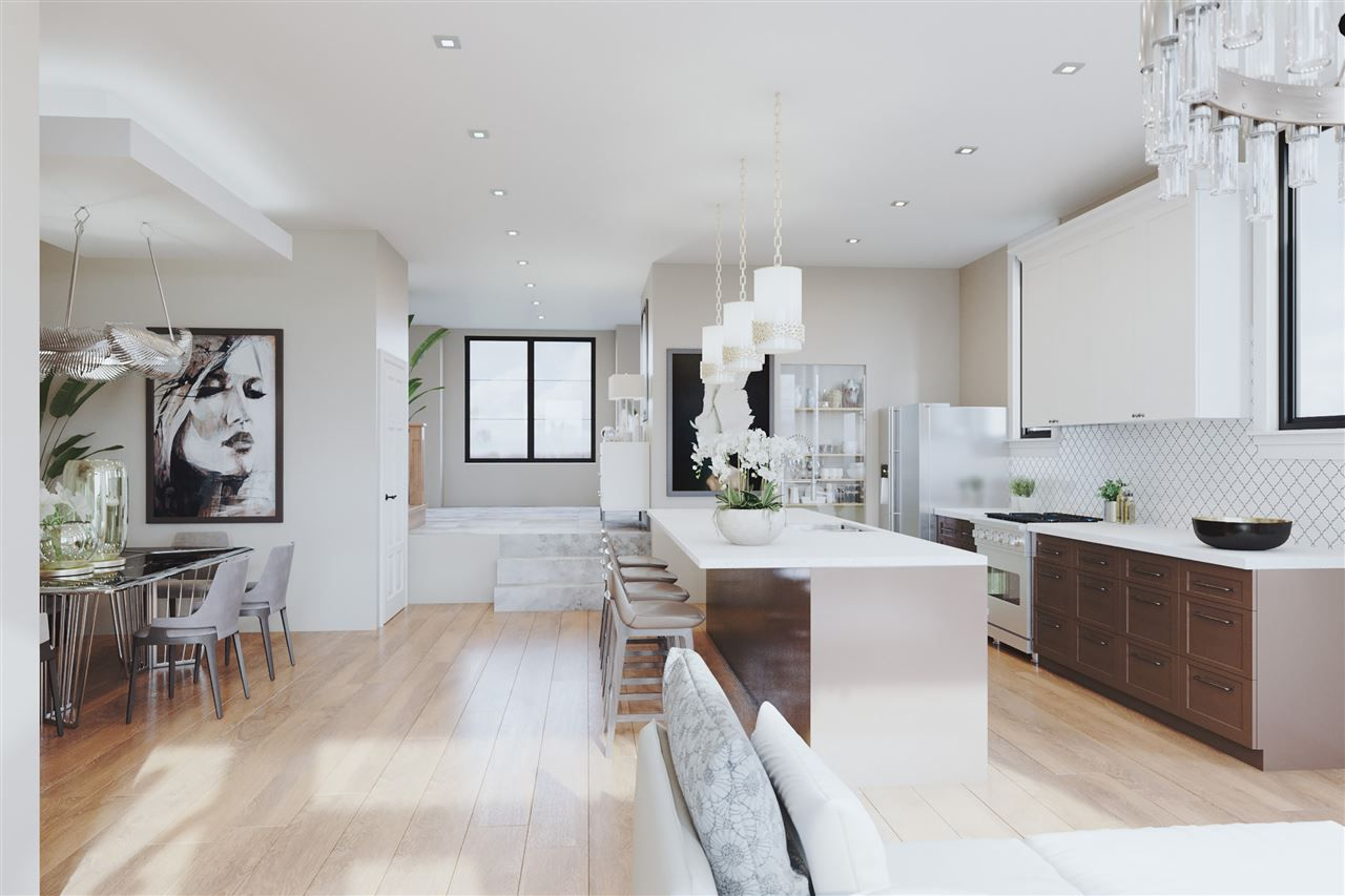 "Main Photo: 1 954 QUADLING Avenue in Coquitlam: Maillardville House 1/2 Duplex for sale in ""BAKERVIEW ESTATES"" : MLS®# R2365536"