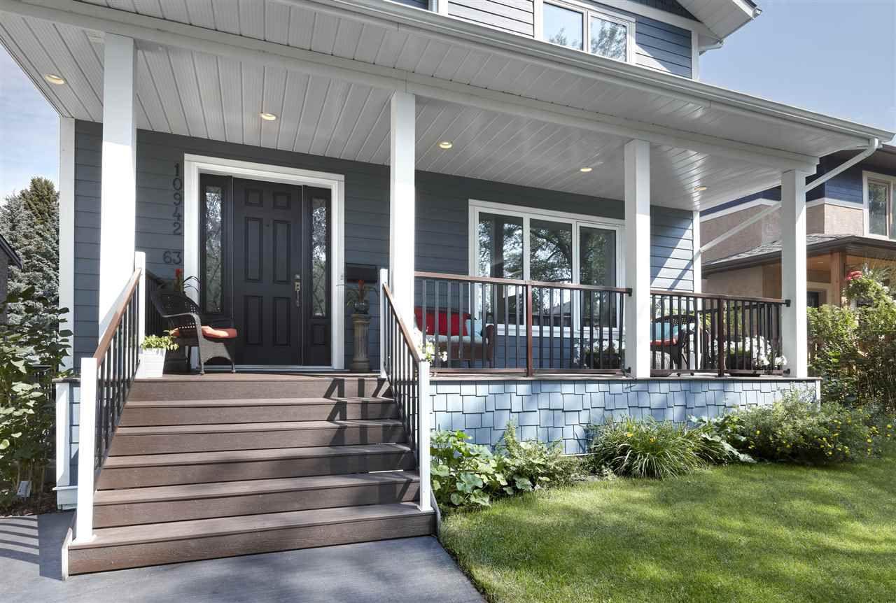 Photo 2: Photos: 10942 63 Avenue in Edmonton: Zone 15 House for sale : MLS®# E4156474