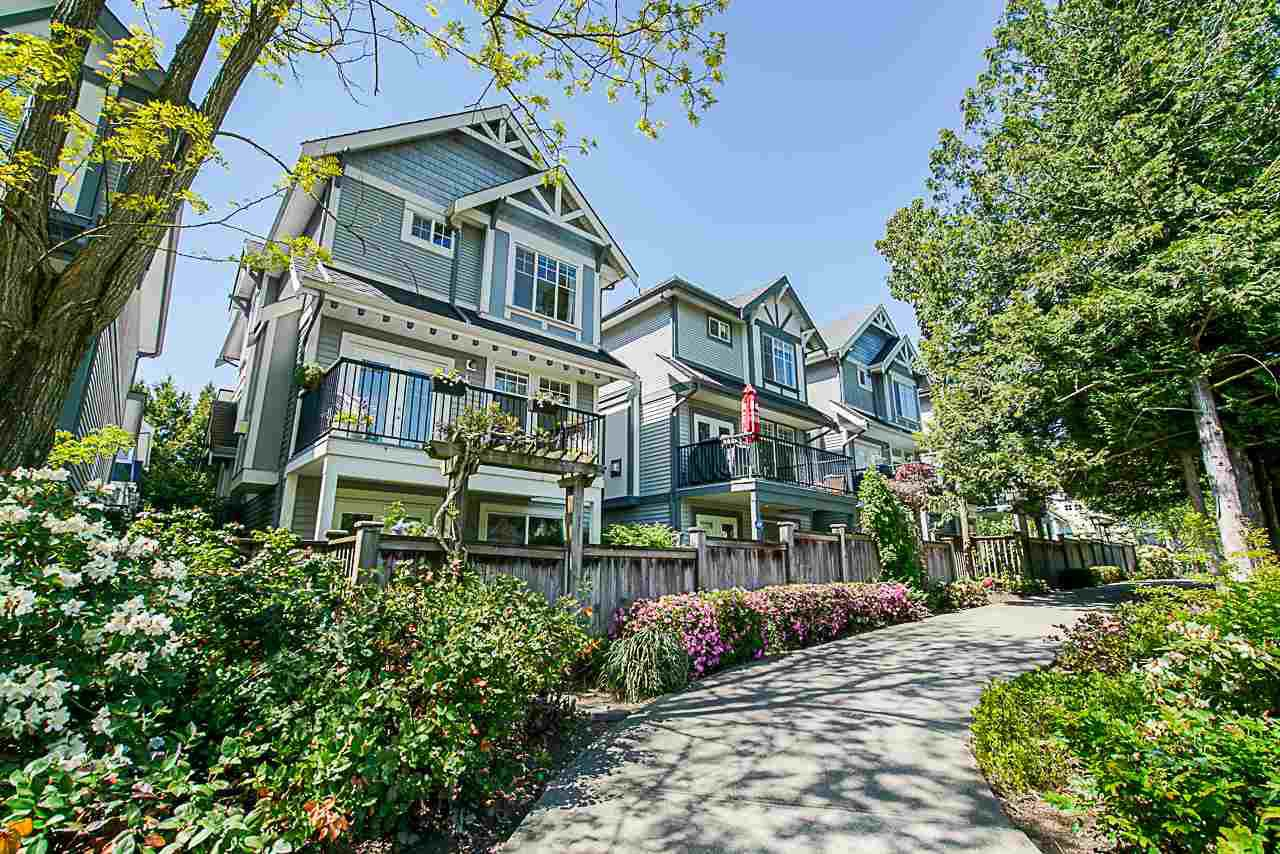 "Main Photo: 14 20589 66 Avenue in Langley: Willoughby Heights Townhouse for sale in ""Bristol Wynde"" : MLS®# R2369828"