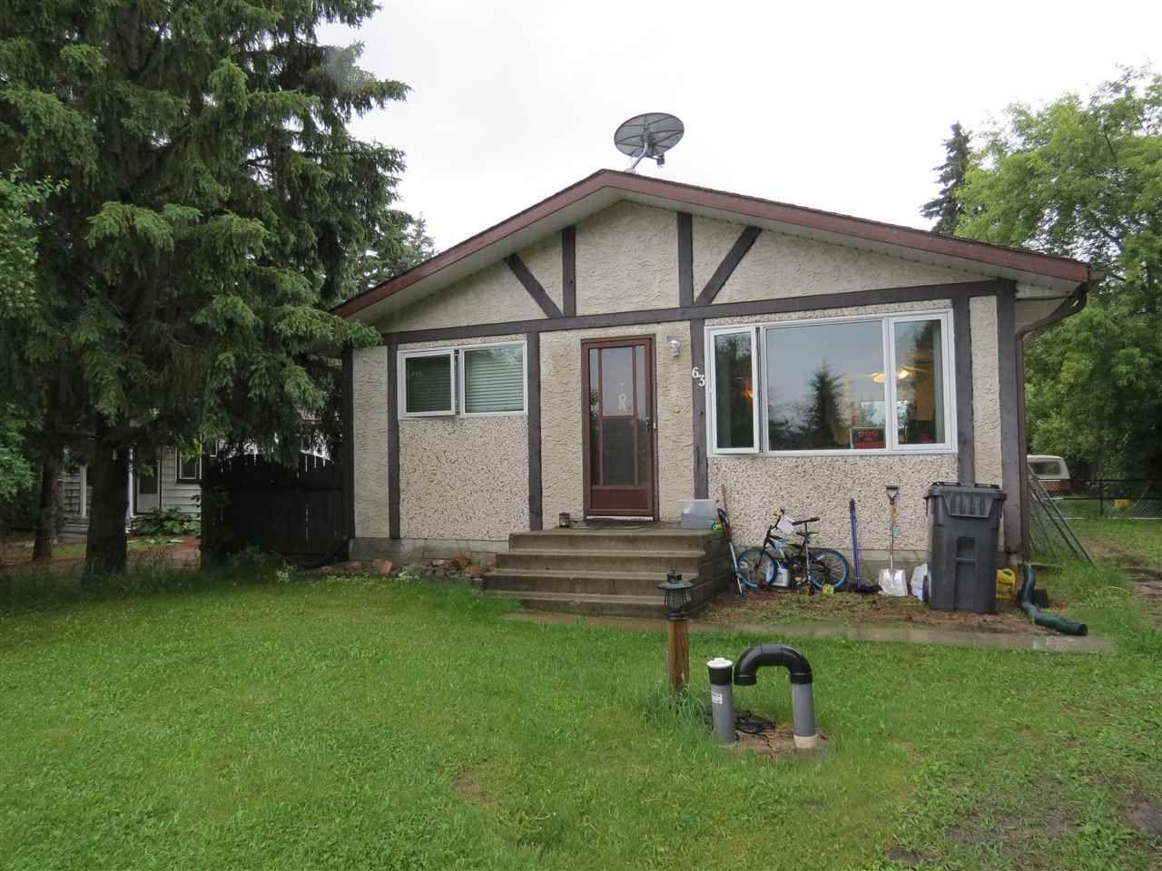 Main Photo: 63 24400 TWP RD 552: Rural Sturgeon County House for sale : MLS®# E4162745