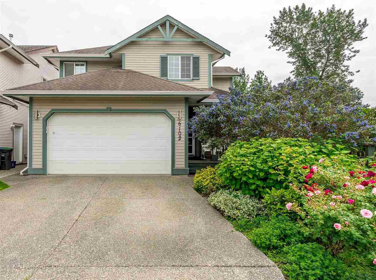 Main Photo: 6102 195 Street in Surrey: Cloverdale BC House for sale (Cloverdale)  : MLS®# R2383500