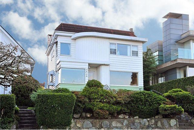 "Main Photo: 2920 W 27TH Avenue in Vancouver: MacKenzie Heights House for sale in ""MACKENZIE HEIGHTS"" (Vancouver West)  : MLS®# V870598"