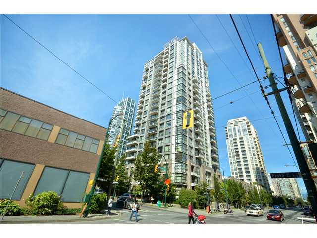 "Main Photo: 1406 1295 RICHARDS Street in Vancouver: Downtown VW Condo for sale in ""THE OSCAR"" (Vancouver West)  : MLS®# V911504"