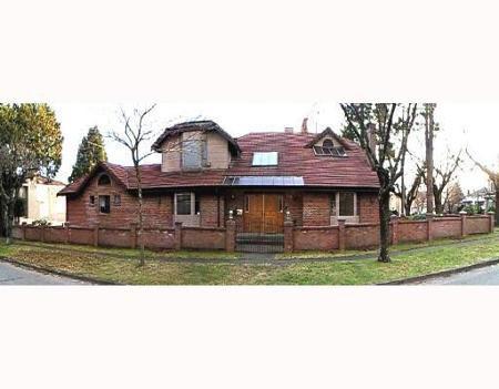Main Photo: 798 W 62ND AV in Vancouver: House for sale (Marpole)  : MLS®# V805191