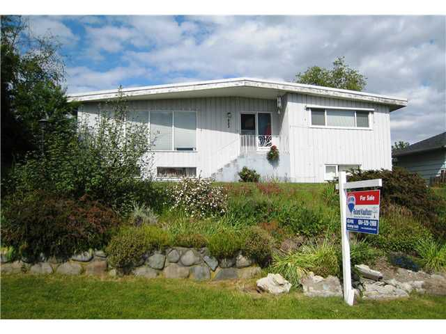 Main Photo: 823 CUMBERLAND ST in New Westminster: The Heights NW House for sale : MLS®# V953771