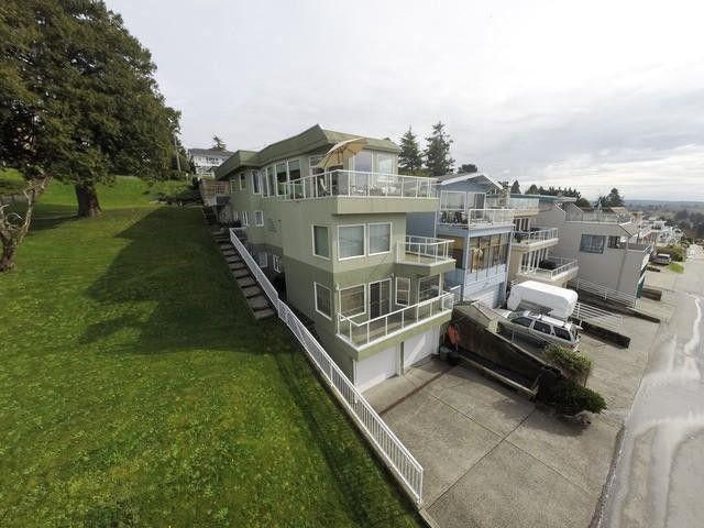 Main Photo: 15372 COLUMBIA AV in : White Rock House for sale : MLS®# F1436806