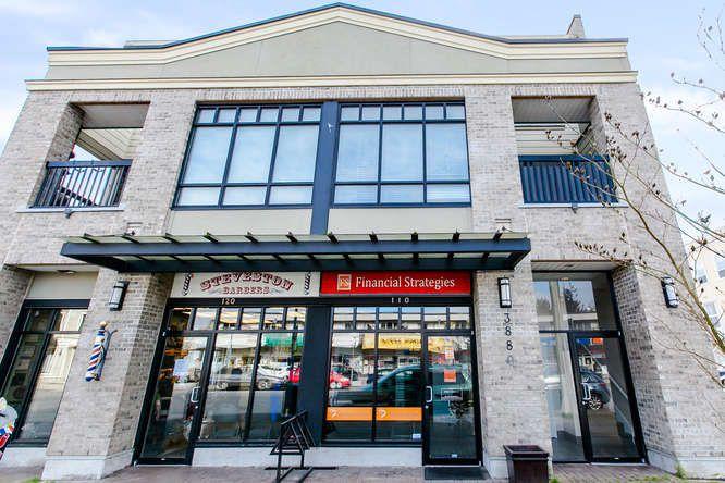 """Main Photo: 201 3880 CHATHAM Street in Richmond: Steveston Village Condo for sale in """"Steveston Village"""" : MLS®# R2039827"""