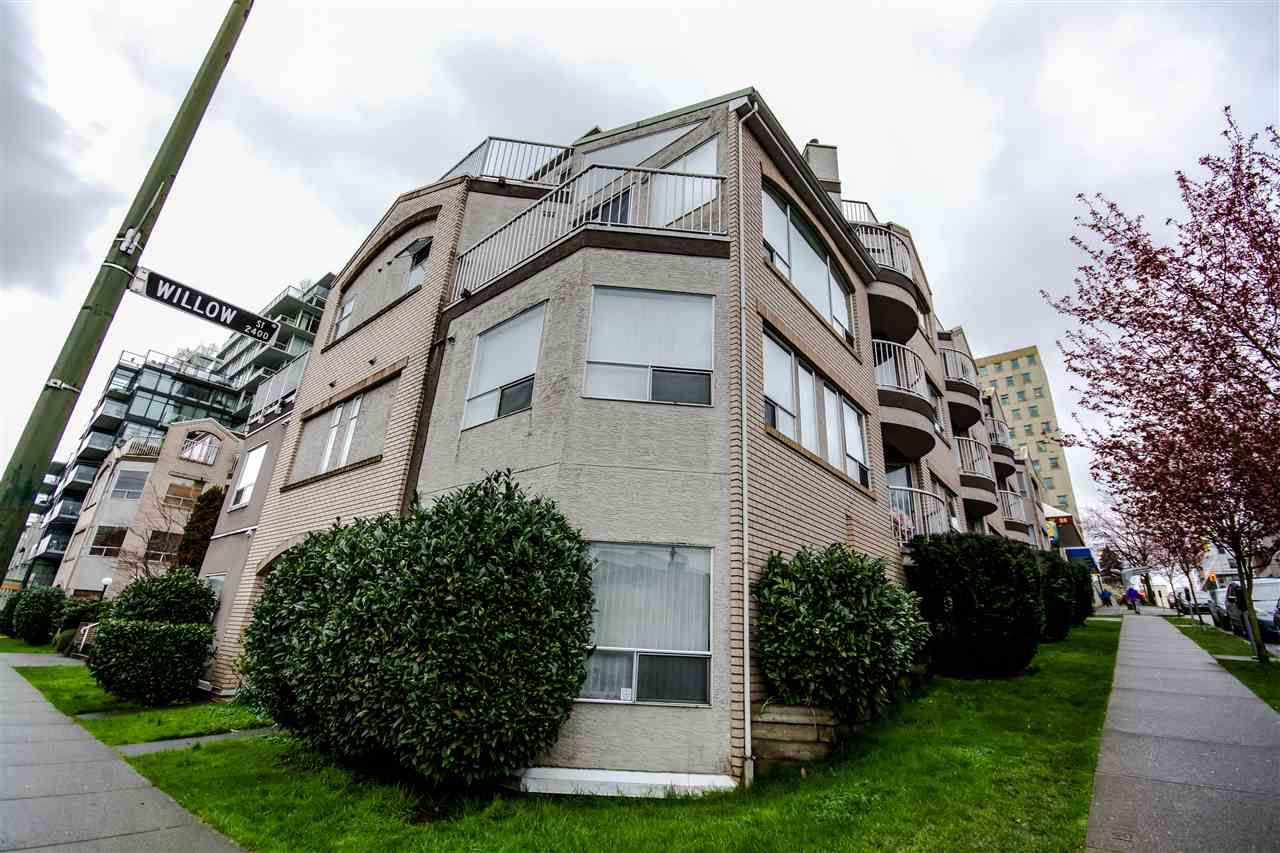 Main Photo: 201 788 W 8TH Avenue in Vancouver: Fairview VW Townhouse for sale (Vancouver West)  : MLS®# R2046040