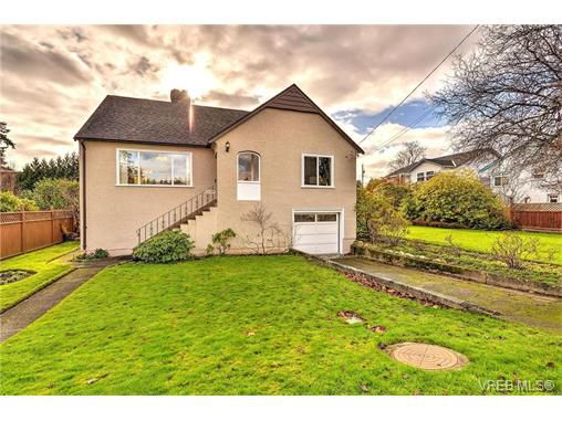 Main Photo: 1109 Lyall Street in VICTORIA: Es Saxe Point Single Family Detached for sale (Esquimalt)  : MLS®# 372394