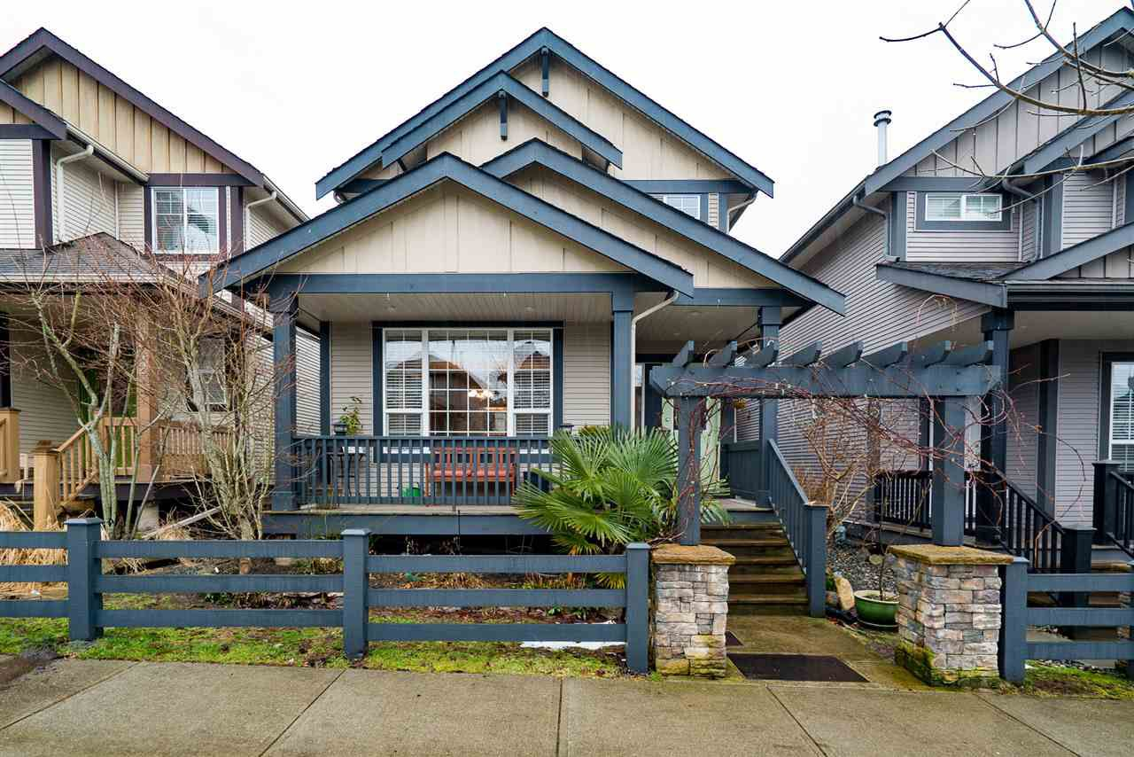 "Main Photo: 6536 193 Street in Surrey: Clayton House for sale in ""Cooper Creek"" (Cloverdale)  : MLS®# R2139355"