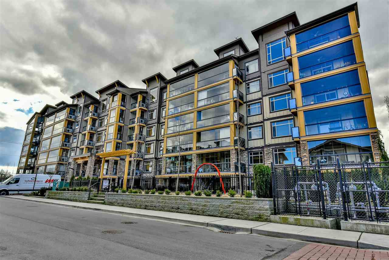 "Main Photo: 213 8067 207 Street in Langley: Willoughby Heights Condo for sale in ""YORKSON CREEK"" : MLS®# R2142524"