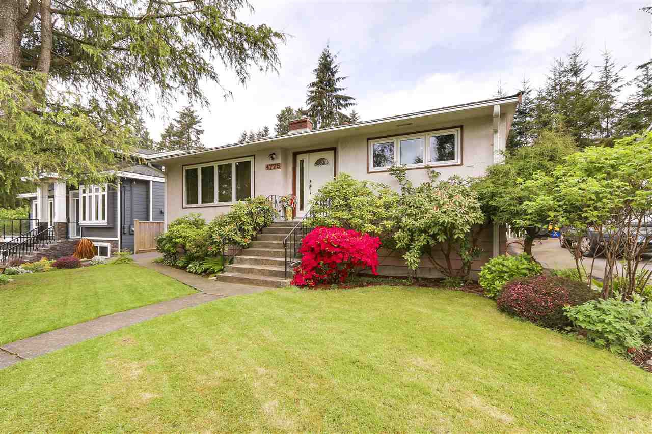 Main Photo: 4775 PORTLAND Street in Burnaby: South Slope House for sale (Burnaby South)  : MLS®# R2168499
