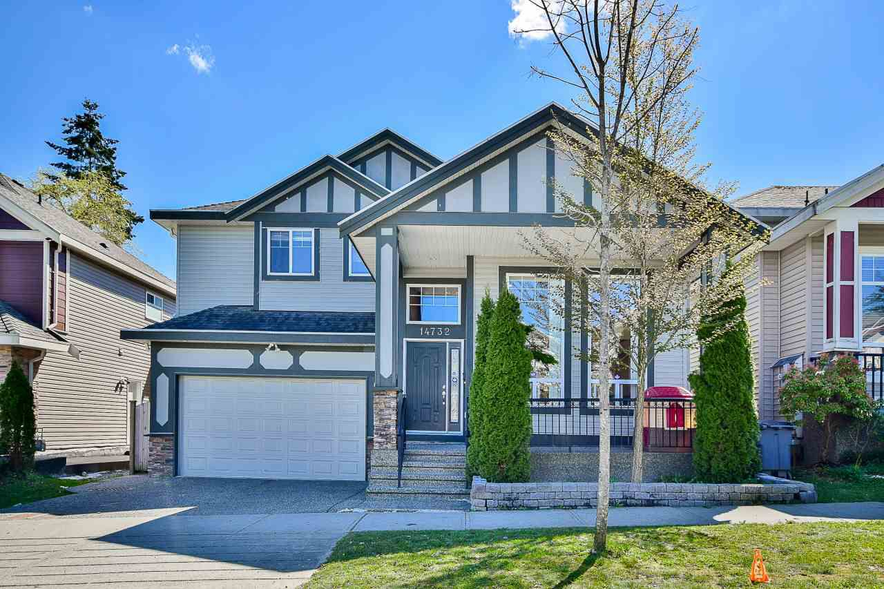 Main Photo: 14732 71A Avenue in Surrey: East Newton House for sale : MLS®# R2174528