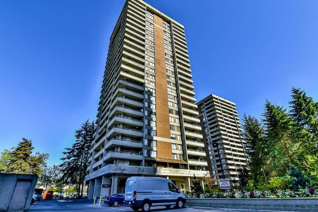 Main Photo: 1502 3755 BARTLETT COURT in Burnaby: Sullivan Heights Condo for sale (Burnaby North)  : MLS®# R2170341
