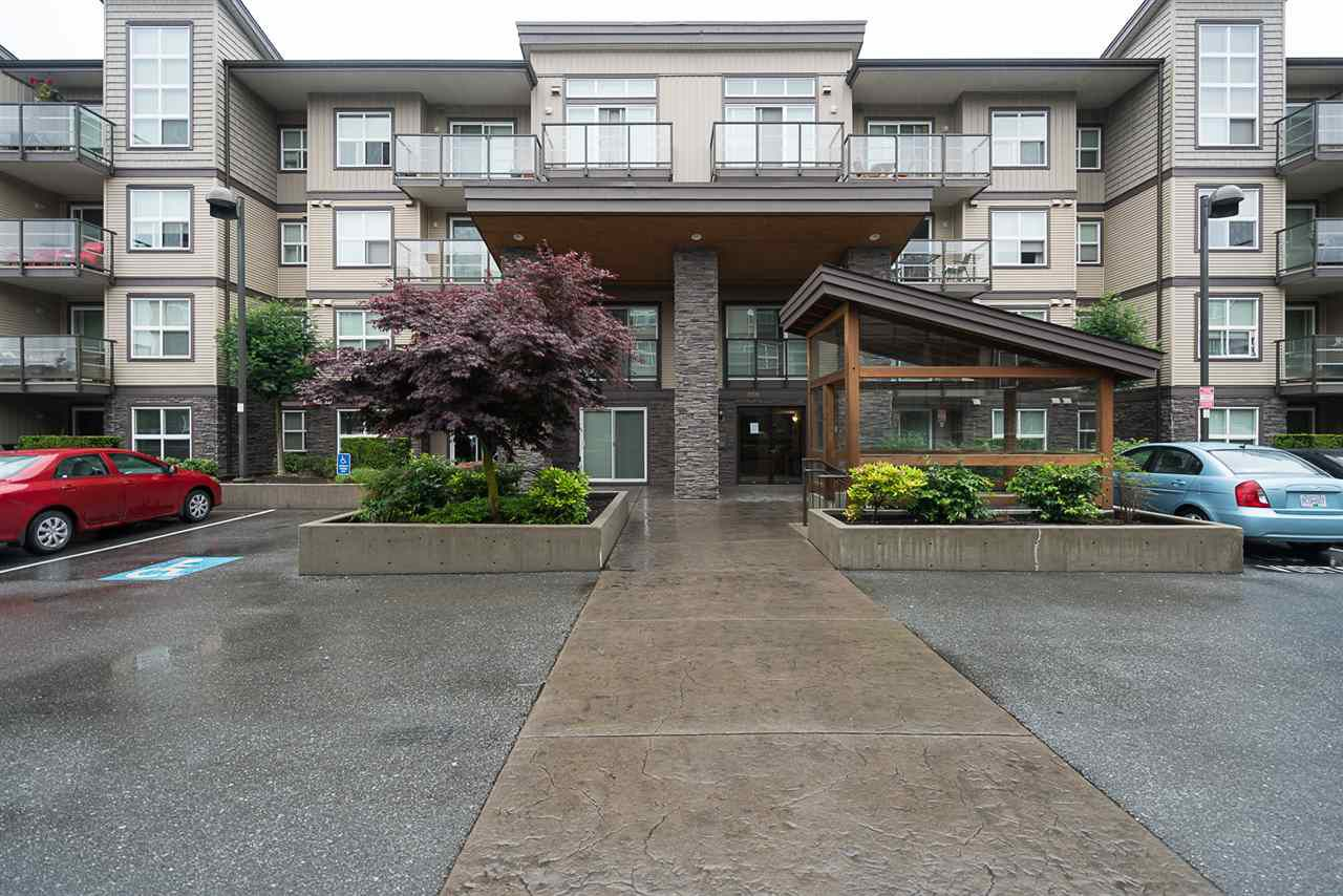 "Main Photo: 121 30515 CARDINAL Avenue in Abbotsford: Abbotsford West Condo for sale in ""TAMARID"" : MLS®# R2177267"