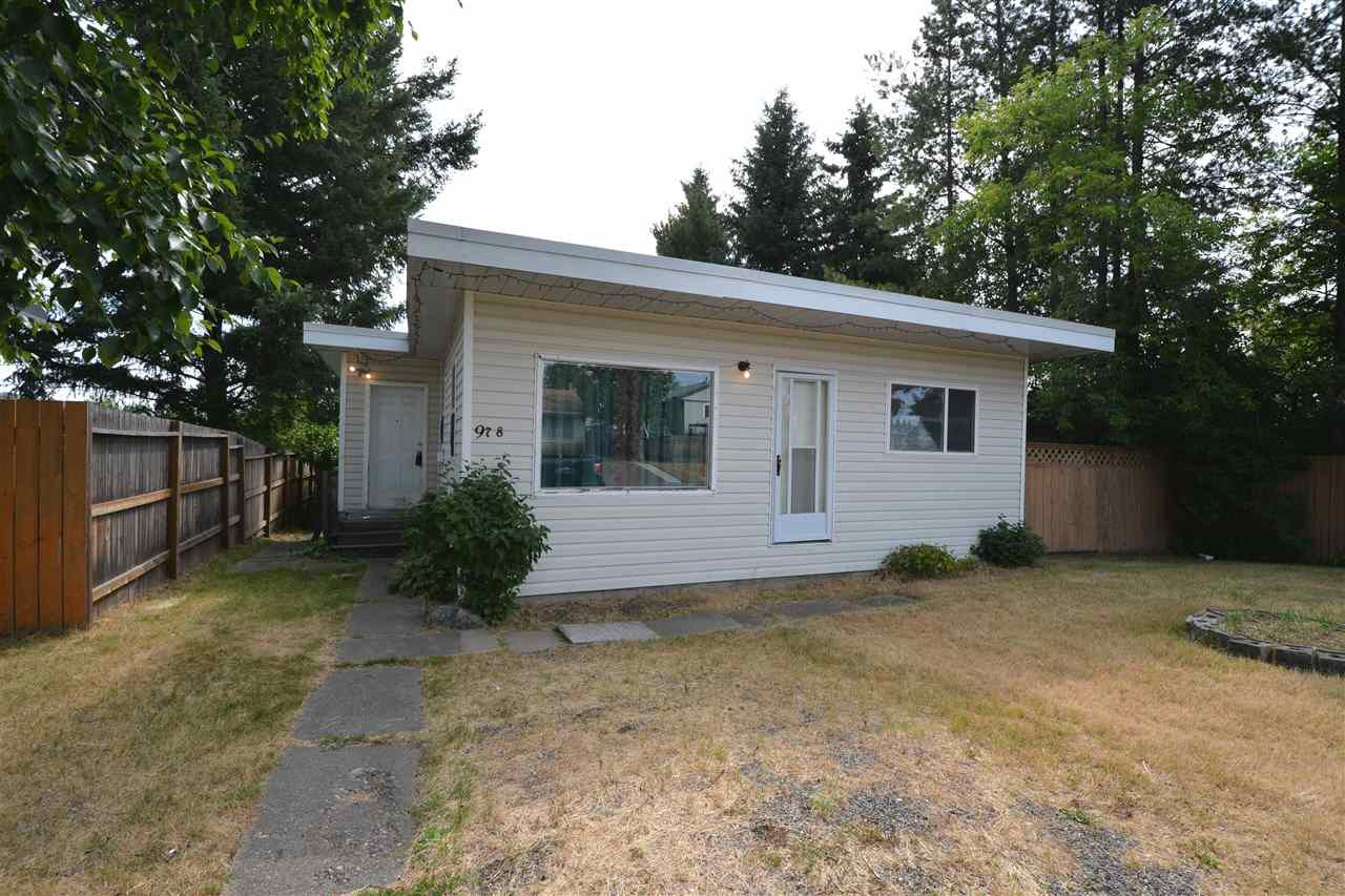 """Main Photo: 978 EWERT Street in Prince George: Central House for sale in """"CENTRAL"""" (PG City Central (Zone 72))  : MLS®# R2188361"""