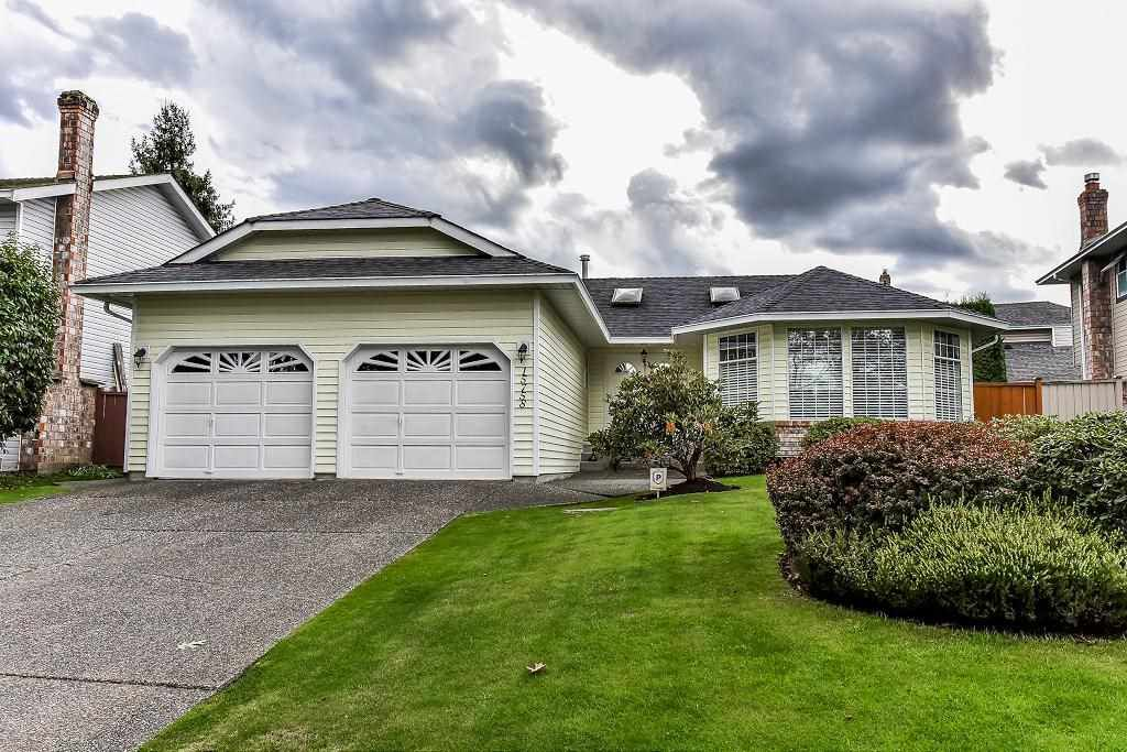 """Main Photo: 15758 93A Avenue in Surrey: Fleetwood Tynehead House for sale in """"BEL-AIR ESTATES"""" : MLS®# R2214972"""