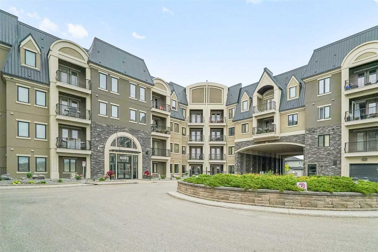 Main Photo: 211 6083 MAYNARD Way in Edmonton: Zone 14 Condo for sale : MLS®# E4089840