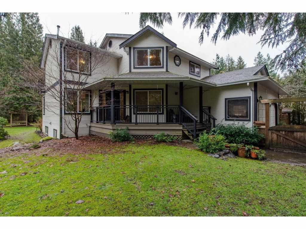 Main Photo: 3882 KAREN Drive: Cultus Lake House for sale : MLS®# R2234213
