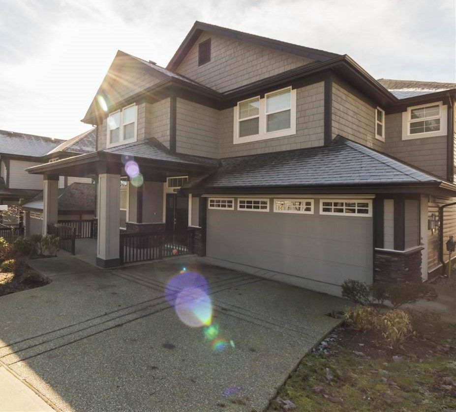 "Main Photo: 3514 PRINCETON Avenue in Coquitlam: Burke Mountain House for sale in ""Burke Mt Heights by Foxridge"" : MLS®# R2239120"