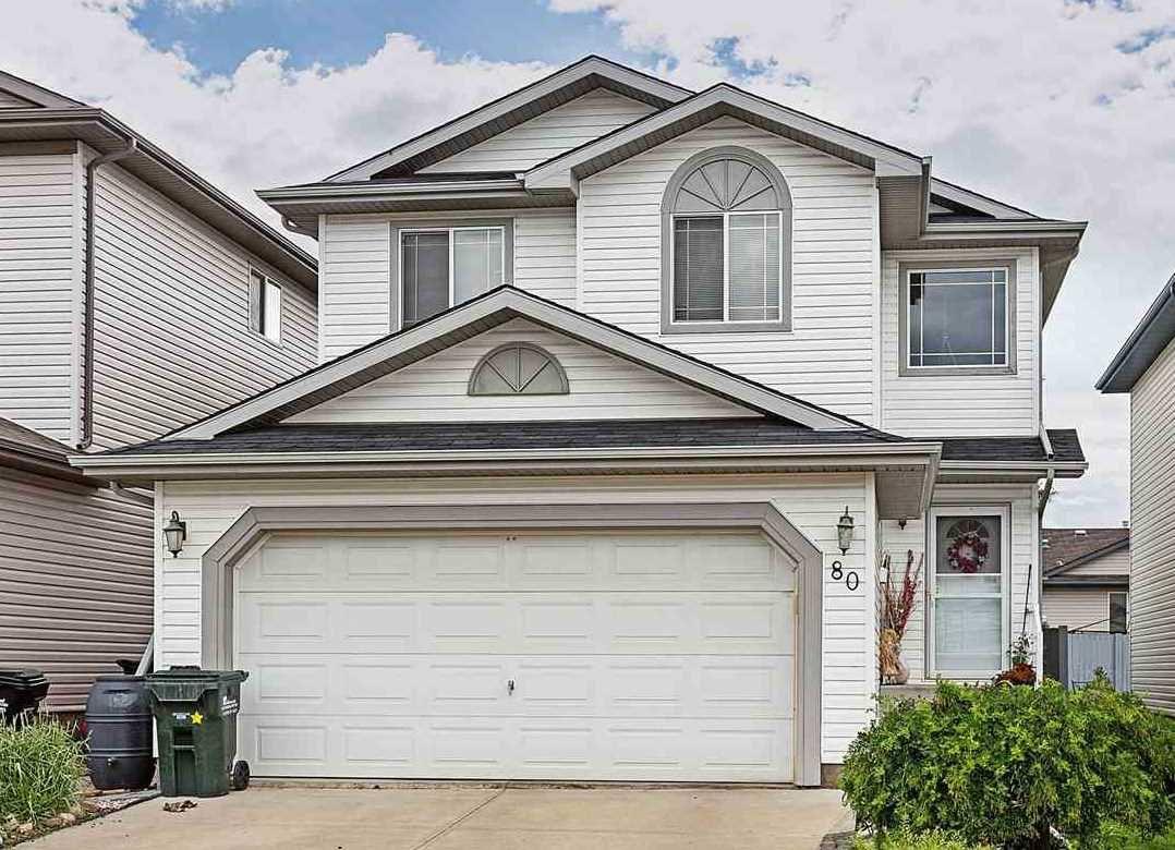 Main Photo: 80 CROCUS Crescent: Sherwood Park House for sale : MLS®# E4132963