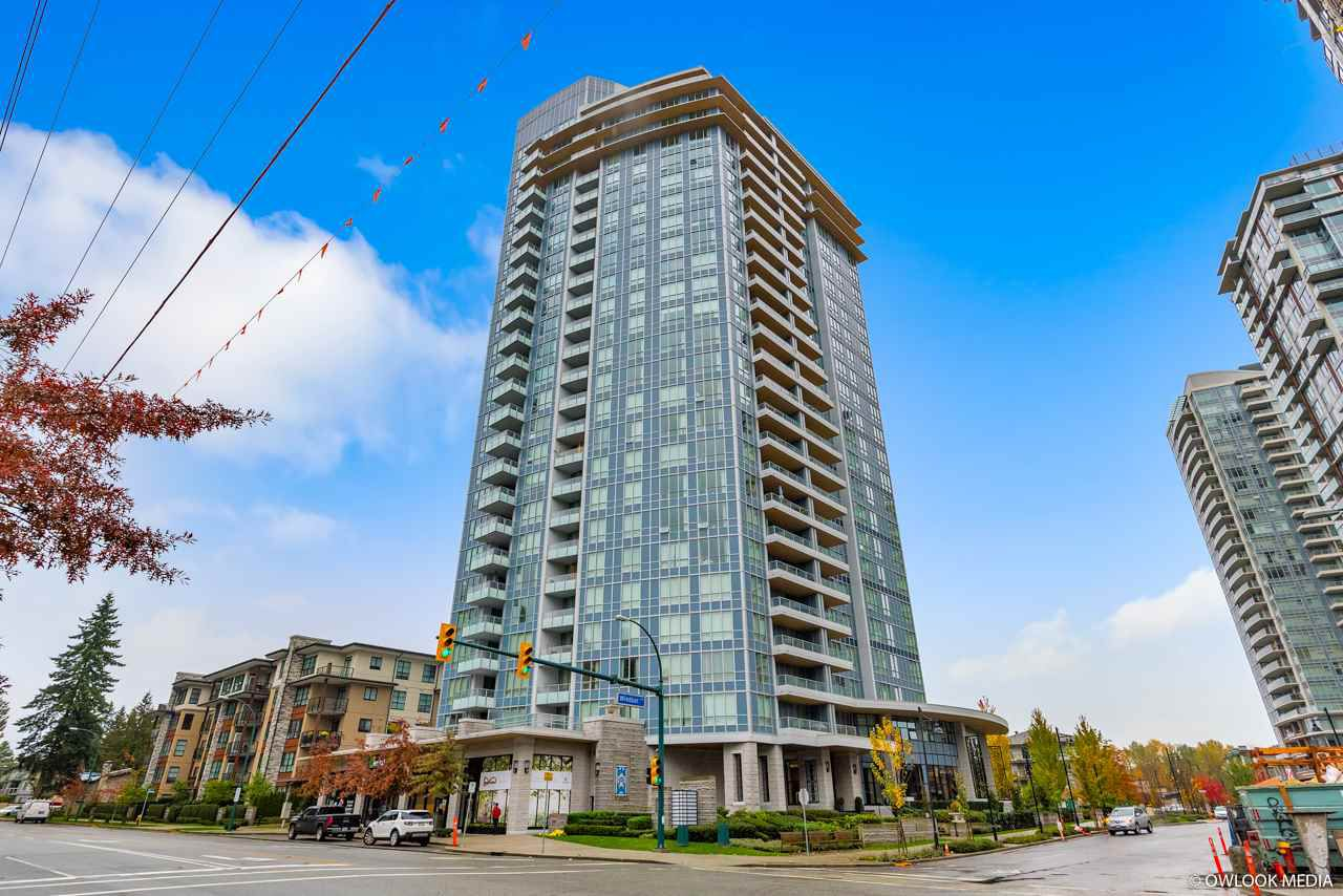 """Main Photo: 1201 3093 WINDSOR Gate in Coquitlam: New Horizons Condo for sale in """"WINDSOR GATE"""" : MLS®# R2319490"""