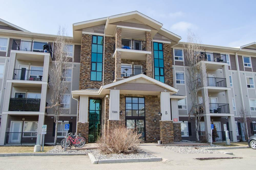 Main Photo: 5306 7335 SOUTH TERWILLEGAR Drive in Edmonton: Zone 14 Condo for sale : MLS®# E4141289