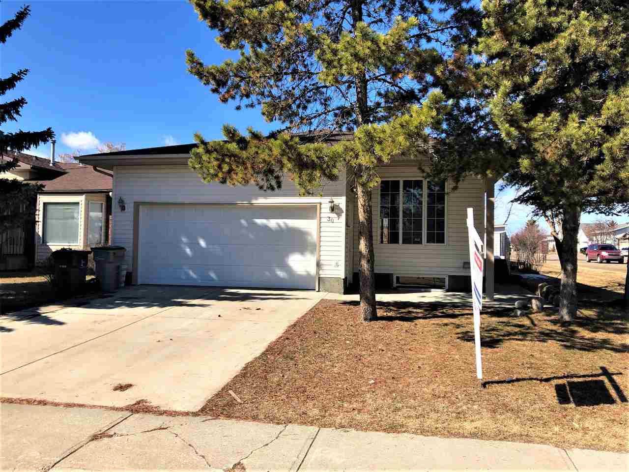 Main Photo: 30 GLENDALE Crescent: Stony Plain House for sale : MLS®# E4154806