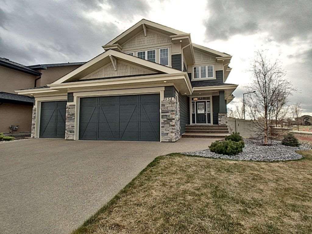 Main Photo: 2554 Cameron Ravine Landing in Edmonton: Zone 20 House for sale : MLS®# E4155621