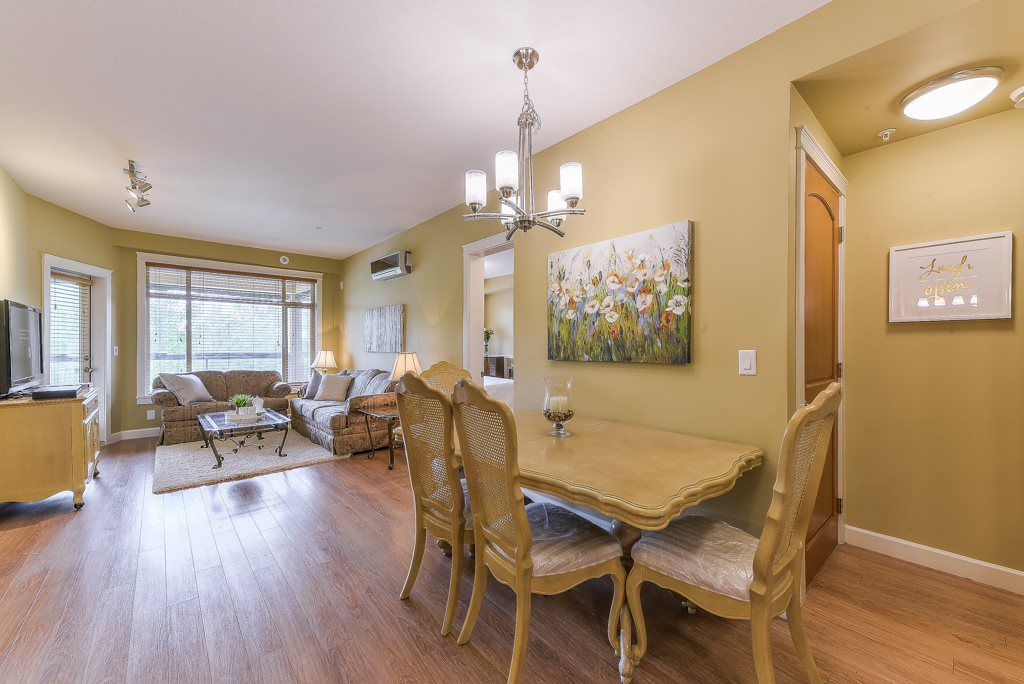 "Main Photo: 536 8157 207 Street in Langley: Willoughby Heights Condo for sale in ""Yorkson Parkside 2"" : MLS®# R2368921"