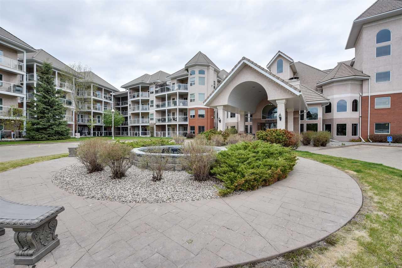 Main Photo: 308 9008 99 Avenue in Edmonton: Zone 13 Condo for sale : MLS®# E4156880
