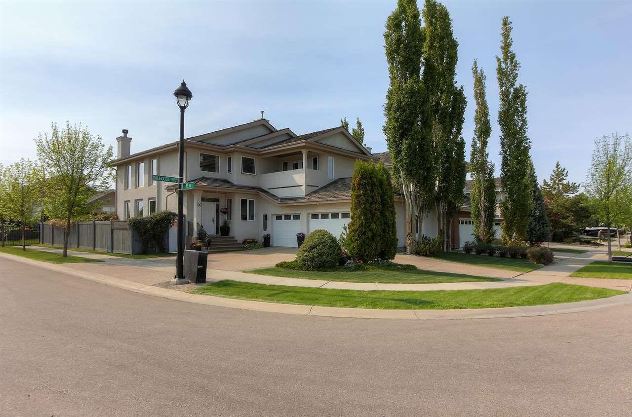 Main Photo: 706 DALHOUSIE Way in Edmonton: Zone 20 House for sale : MLS®# E4159081