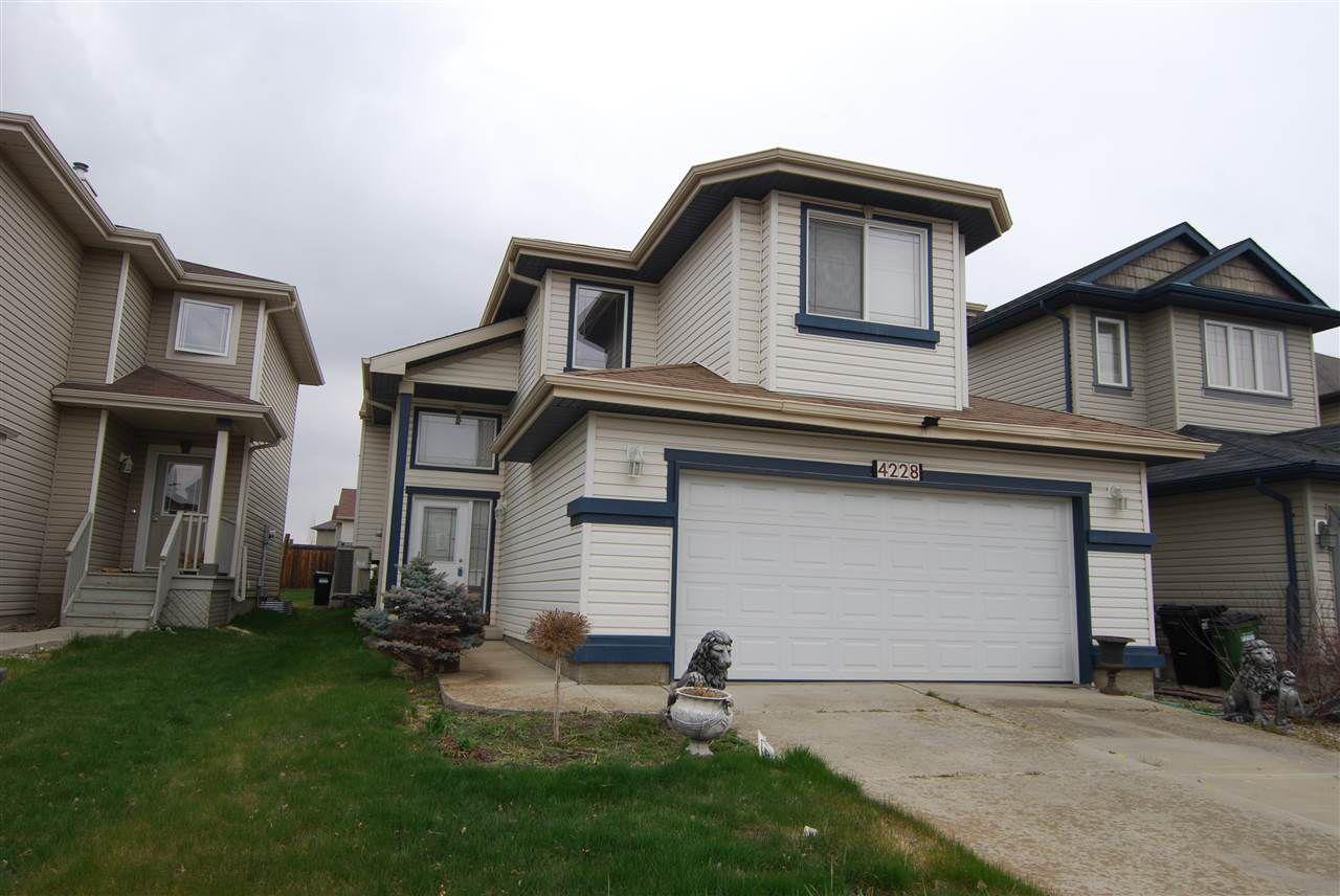 Main Photo: 4228 162 Avenue in Edmonton: Zone 03 House for sale : MLS®# E4161759