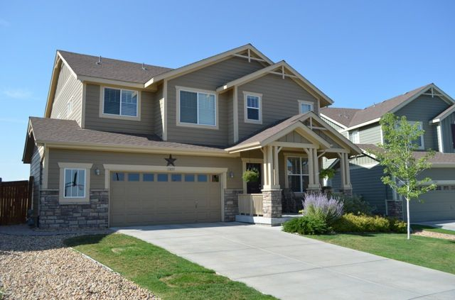 Main Photo: 11855 South Rock Willow Way in Parker: House for sale : MLS®# 1125166