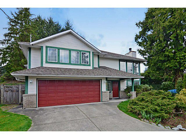 Main Photo: 3094 SPURAWAY Avenue in Coquitlam: Ranch Park House for sale : MLS®# V1058731