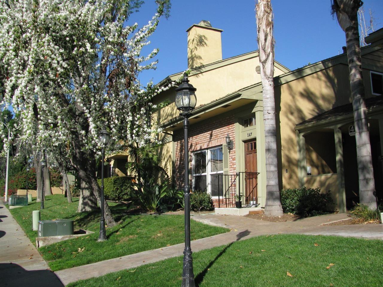 Main Photo: LA MESA Condo for sale : 2 bedrooms : 4849 Williamsburg Lane #267