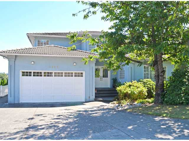 """Main Photo: 2907 KALAMALKA Drive in Coquitlam: Coquitlam East House for sale in """"RIVER HEIGHTS"""" : MLS®# V1136807"""