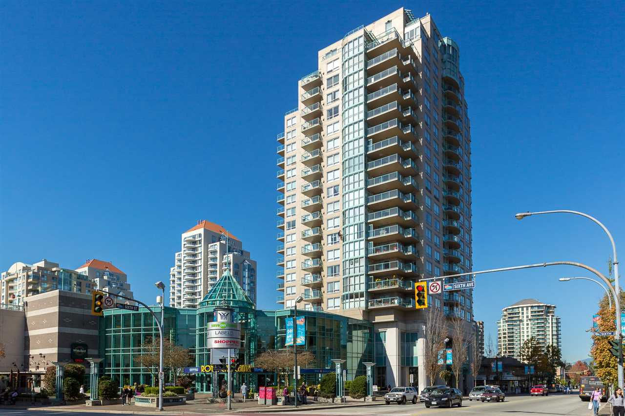 Main Photo: 907 612 SIXTH Street in NEW WEST: Uptown NW Condo for sale (New Westminster)  : MLS®# R2004900