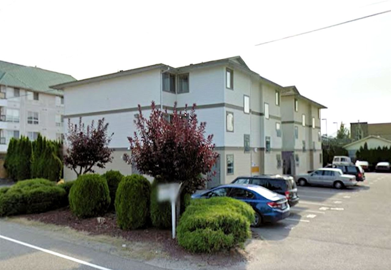 """Main Photo: 205 7435 SHAW Avenue in Sardis: Sardis East Vedder Rd Condo for sale in """"TIMBERLANE APARTMENTS"""" : MLS®# R2146440"""