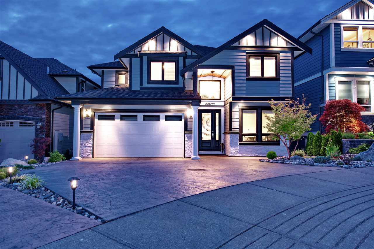 Main Photo: 22699 136A AVENUE in Maple Ridge: Silver Valley House for sale : MLS®# R2177530