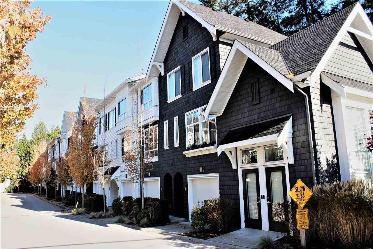 "Main Photo: 16 14955 60 Avenue in Surrey: Sullivan Station Townhouse for sale in ""Dawson + Sawyer Cambridge Park"" : MLS®# R2220317"