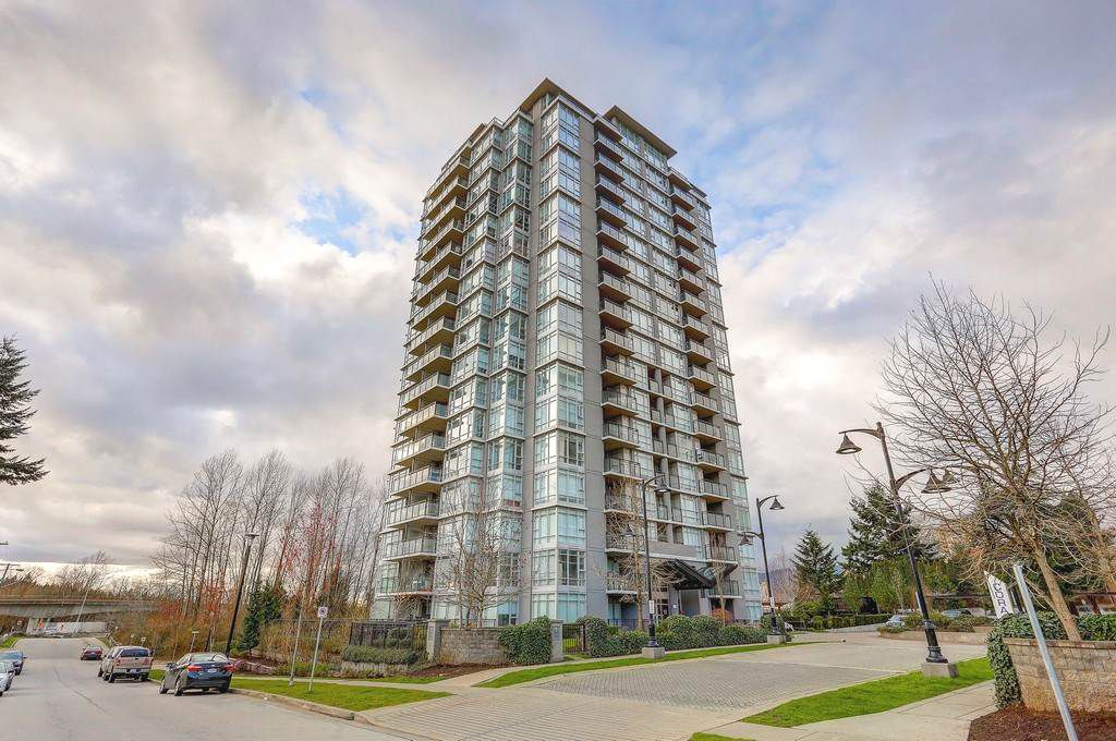 "Main Photo: 1208 555 DELESTRE Avenue in Coquitlam: Coquitlam West Condo for sale in ""CORA"" : MLS®# R2229927"