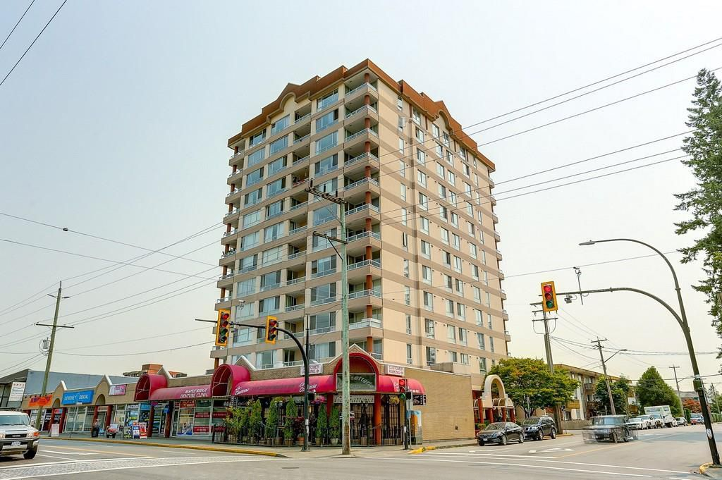 "Main Photo: 601 11980 222ND Street in Maple Ridge: West Central Condo for sale in ""Gordon Tower"" : MLS®# R2231728"