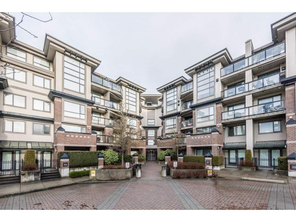 "Main Photo: 312 10866 CITY Parkway in Surrey: Whalley Condo for sale in ""Access"" (North Surrey)  : MLS®# R2233372"