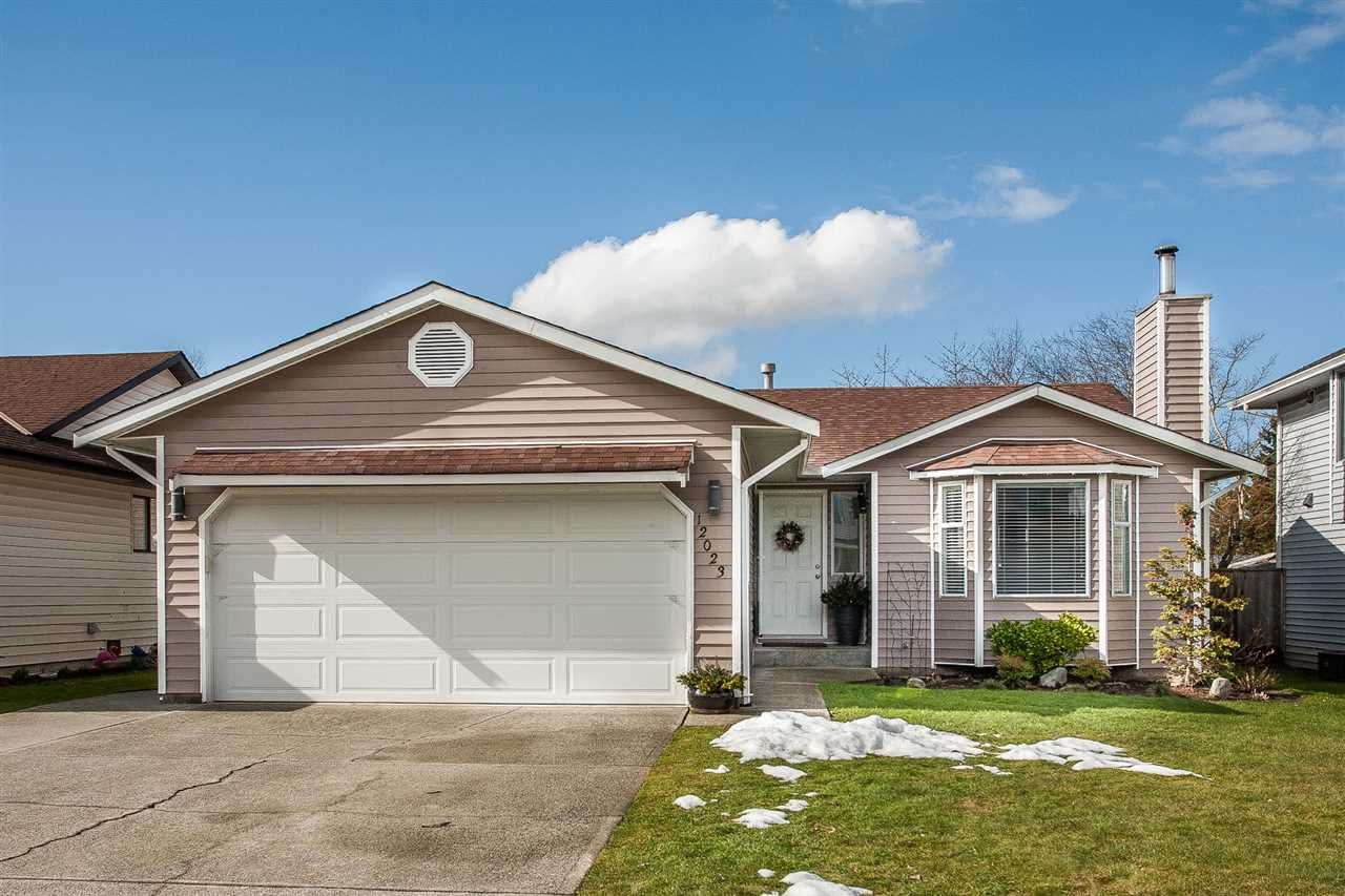 Main Photo: 12023 234 Street in Maple Ridge: East Central House for sale : MLS®# R2251136