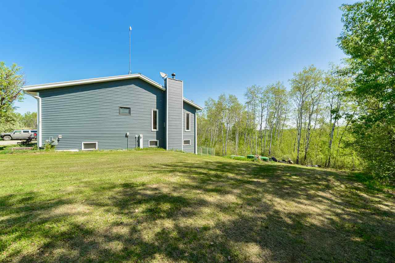 Main Photo: 86 53303 RGE RD 20 Road: Rural Parkland County House for sale : MLS®# E4110205