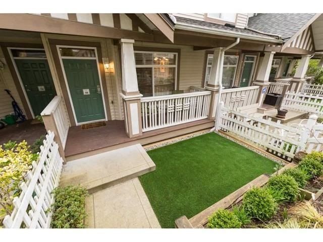 """Main Photo: 80 2678 KING GEORGE Boulevard in Surrey: King George Corridor Townhouse for sale in """"Mirada"""" (South Surrey White Rock)  : MLS®# R2280210"""