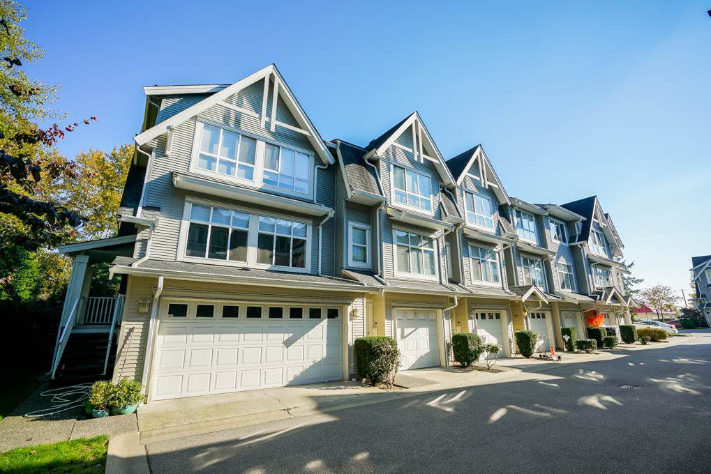 Main Photo: 74 6450 199 Street in Langley: Willoughby Heights Townhouse for sale : MLS®# R2317133