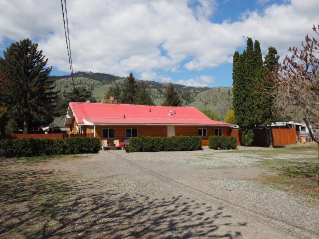 Main Photo: 3260 BANK ROAD in : Westsyde House for sale (Kamloops)  : MLS®# 148993